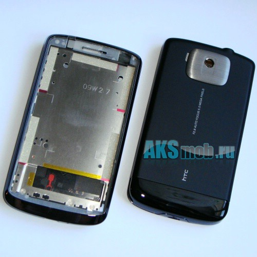 Корпус HTC T8282 Touch HD черный (в сборе) Оригинал