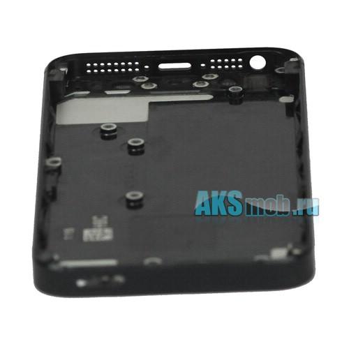 Корпус для Apple iPhone 5 (A1428, A1429, A1442) черный