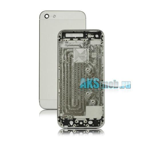 Корпус для Apple iPhone 5 (A1428, A1429, A1442) белый