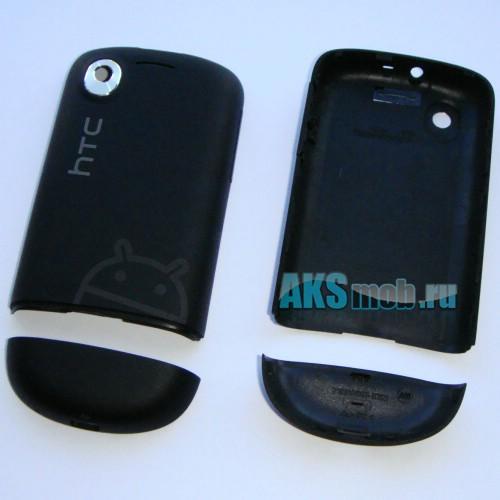 Задняя крышка (крышка акб) HTC A3288 Tattoo черная