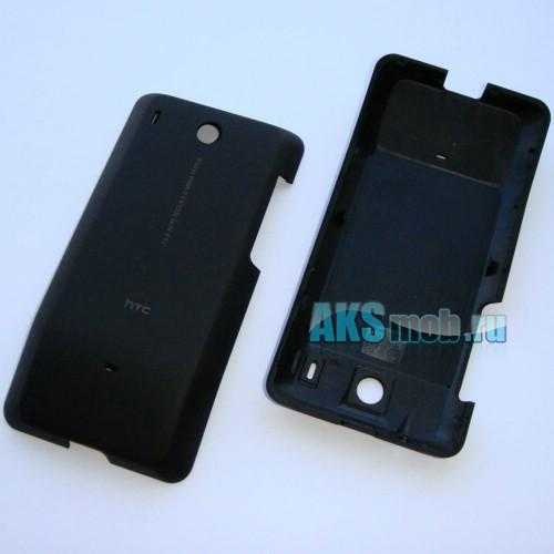 Задняя крышка (крышка акб) HTC A6262 Hero Коричневая