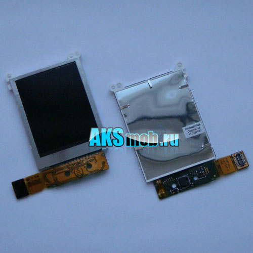 Дисплей LCD Экран для Sony Ericsson W810