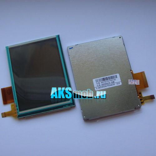 Дисплей для Asus A600 (LQ035Q7DH05 (60H00029)) с тачскрином Оригинал