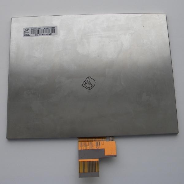 Дисплей 8 дюймов 1024*768px шлейф 40pin - EJ080NA-04C для планшетов