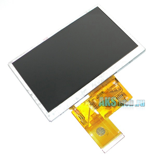 Дисплей (LCD Экран) для GPS навигатора 4,3 дюйма - тип 6