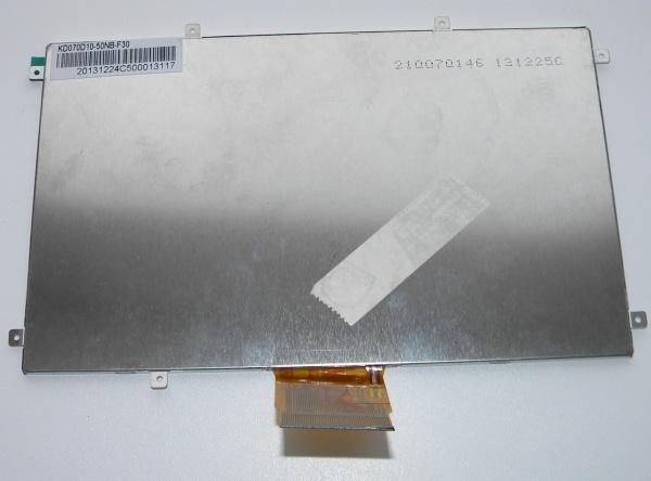 Дисплей 7 дюймов 1024*600px 50pin - KD070D10-50NB-F30 для планшетов