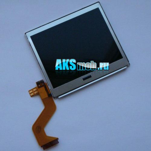Дисплей (LCD экран) верхний для Nintendo DS Lite (NDSL) Оригинал