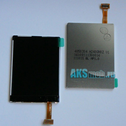 Дисплей LCD Экран для Nokia X3-02