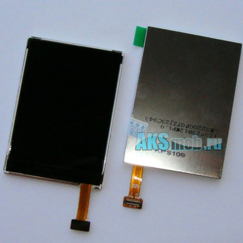 Дисплей LCD Экран для Nokia X3