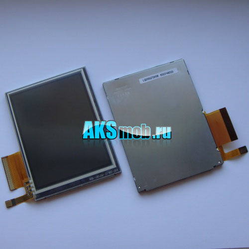Дисплей LQ035Q7DH02 с тачскрином