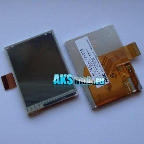 Дисплей для o2 atom (NL2432HC17-01B) с тачскрином Оригинал