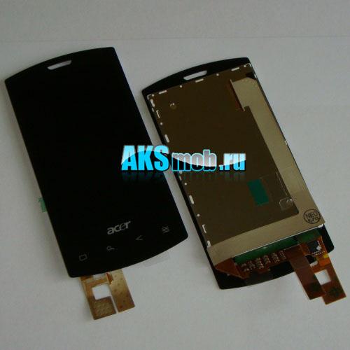 Дисплей для Acer Liquid S100 с тачскрином Оригинал