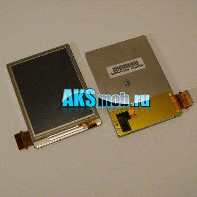 Дисплей для RoverPC Q6 (TD028TTEA6) с тачскрином Оригинал