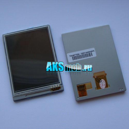 Дисплей для HTC P4350 HERALD (TD028TTEB2) c тачскрином Оригинал