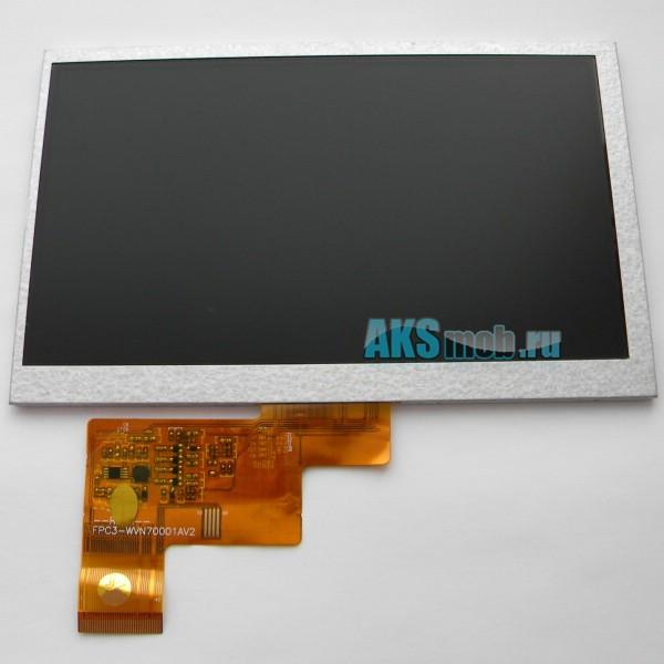 Дисплей 7 дюймов 800*480px - RS3-WVN70001A-03 для планшетов