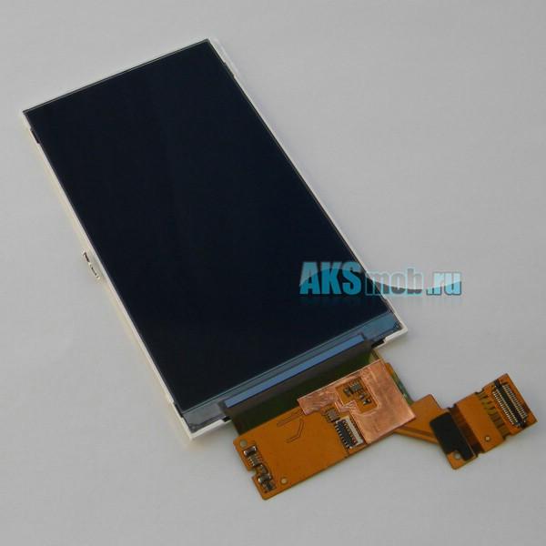 Дисплей для Sony ST25i Xperia U - LCD экран - Оригинал