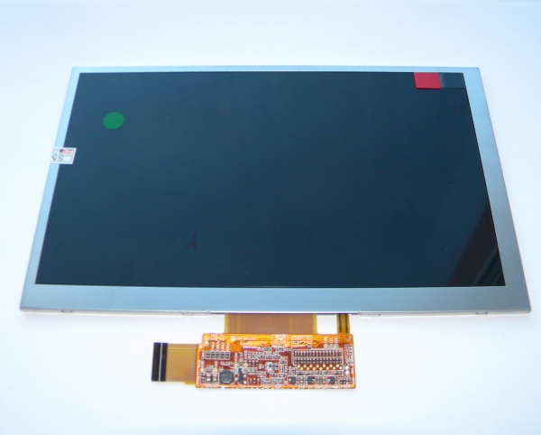Дисплей для Lenovo IdeaTab A1000 - LCD экран - Оригинал