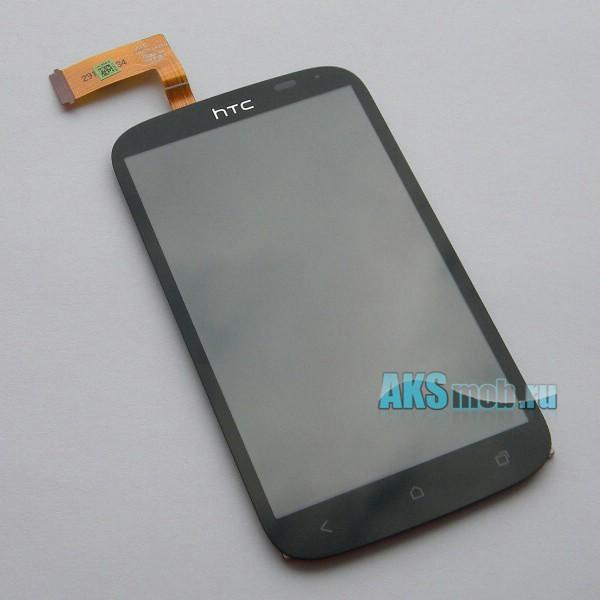 Дисплей с тачскрином (модуль) для HTC T328e Desire X - Оригинал