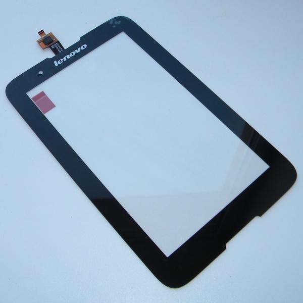 Тачскрин (сенсорная панель) для Lenovo IdeaTab A3300 / A7-30 черный - touch screen - Оригинал