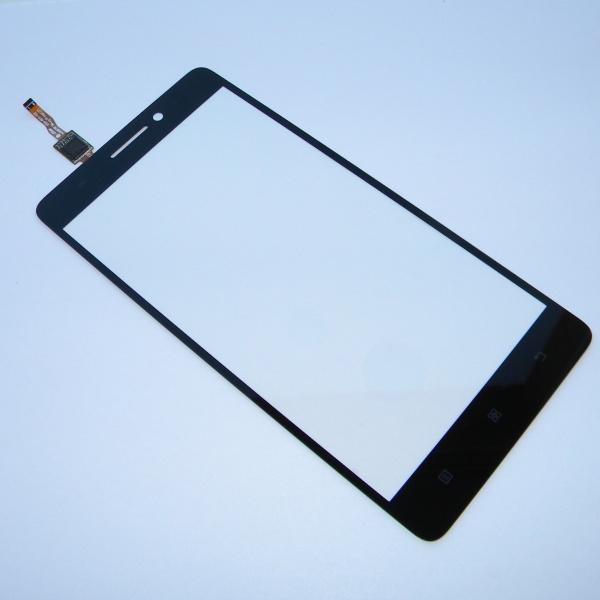 Тачскрин для Lenovo A7000 - сенсорное стекло - черный