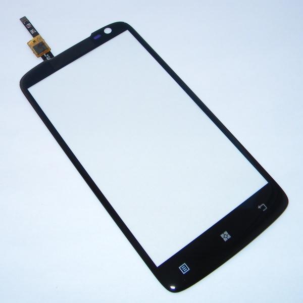 Тачскрин для Lenovo IdeaPhone S820 - сенсорное стекло - черный