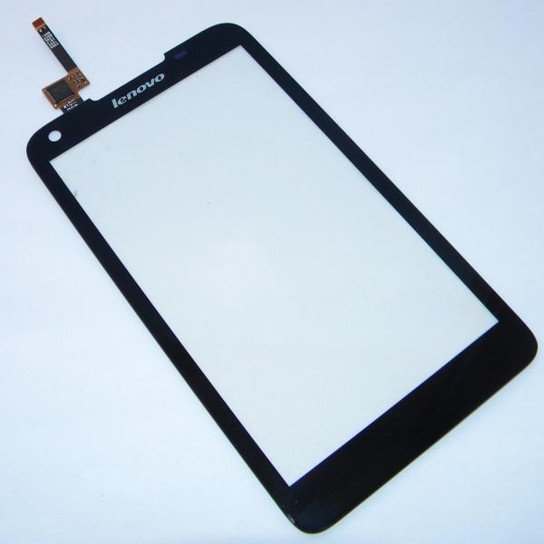 Тачскрин для Lenovo IdeaPhone S880 - сенсорное стекло - черный
