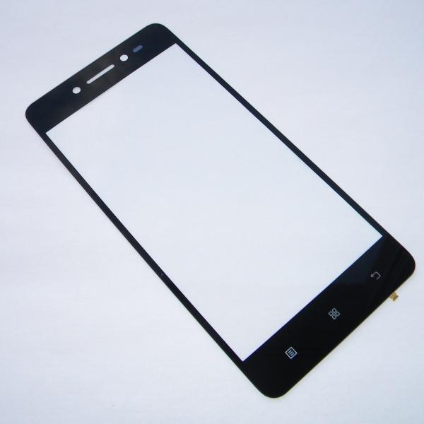 Стекло Lenovo IdeaPhone S90 - черный