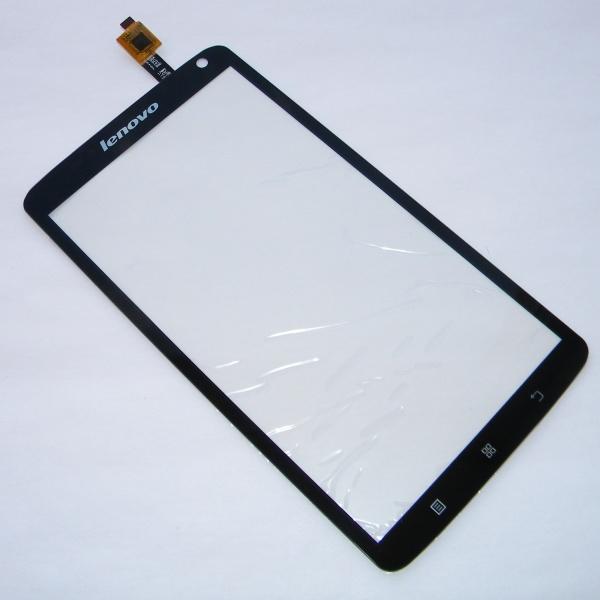 Тачскрин для Lenovo IdeaPhone S930 - сенсорное стекло - черный
