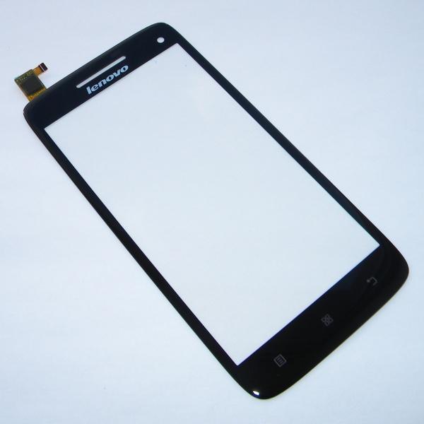 Тачскрин для Lenovo IdeaPhone S960 Vibe X - сенсорное стекло - черный