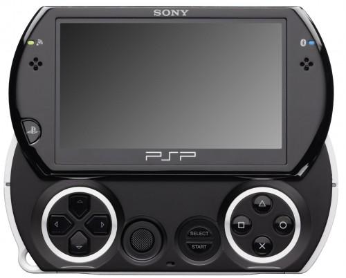 Запчасти для PSP GO