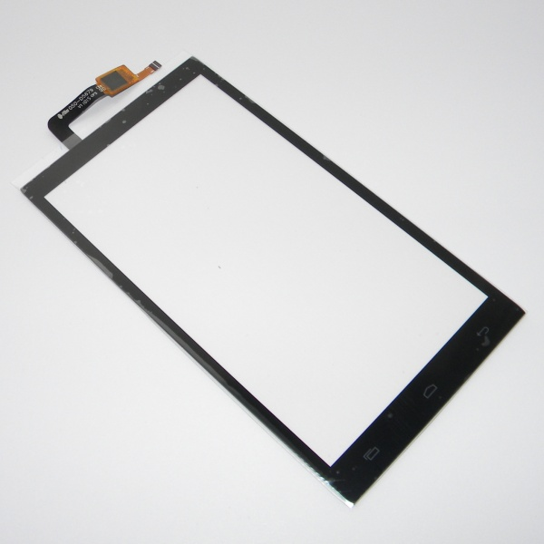Тачскрин (Сенсорное стекло) для телефона Micromax AQ5001 - touch screen