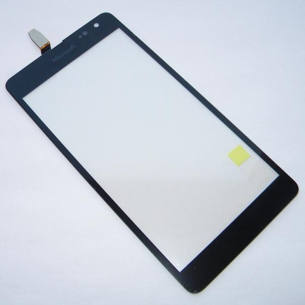 Тачскрин (Сенсорное стекло) для телефона Microsoft 535 Lumia (RM-1090) тип 2 - CT2C1607FPC-A1-E