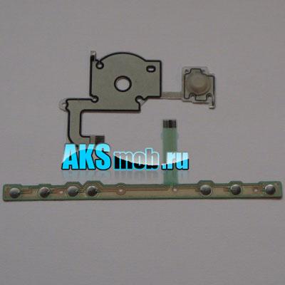 Набор - левая и передняя платы PSP серии 20xx Slim
