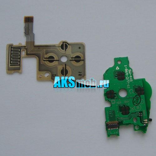 Набор - левая плата и правая плата кнопок для PSP Fat серии 10xx
