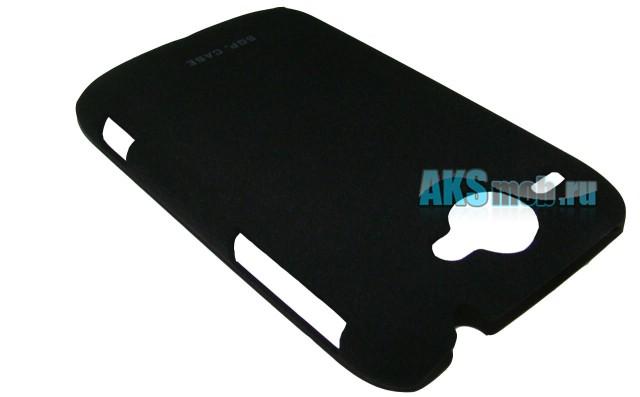 Бампер - накладка SGP для HTC A3333 Wildfire черный