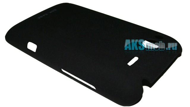 Бампер - накладка SGP для HTC C510e Salsa черный