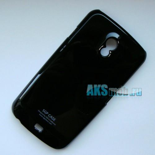 Бампер - накладка SGP для Samsung Galaxy Nexus i9250 черный