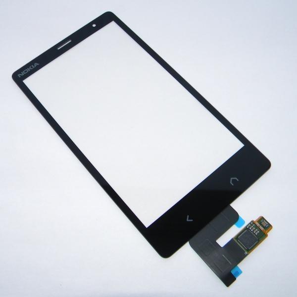 Тачскрин (Сенсорное стекло) для Nokia X2 Dual sim (RM-1013) - touch screen
