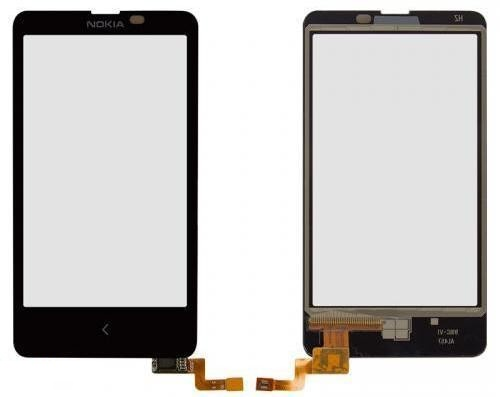 Тачскрин (Сенсорное стекло) для Nokia X Dual sim (RM-980) - touch screen