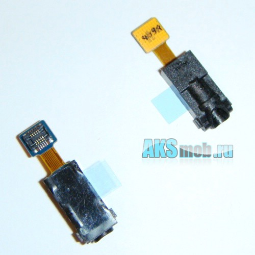 Шлейф с audio разъемом для Samsung Galaxy Tab 7.7 P6800 / 6810