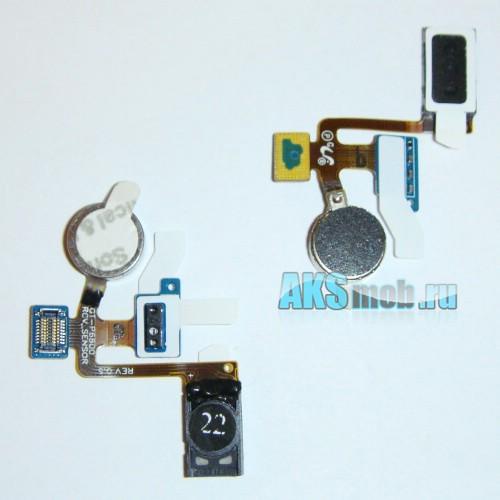 Шлейф с сенсором и динамиком и вибро для Samsung Galaxy Tab 7.7 P6800 / 6810