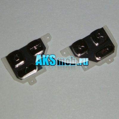 Клавиатура (Кнопки) HTC A6161 Magic G2 черный Оригинал