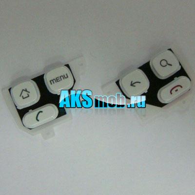Клавиатура (Кнопки) HTC A6161 Magic G2 белый Оригинал
