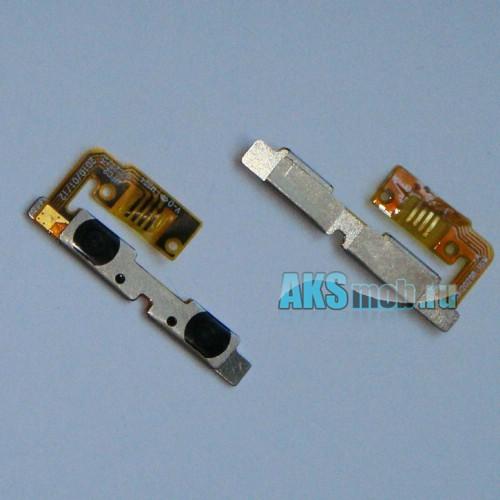 Плата кнопок клавиатуры громкости (шлейф, volume flex) HTC A3333 Wildfire Оригинал