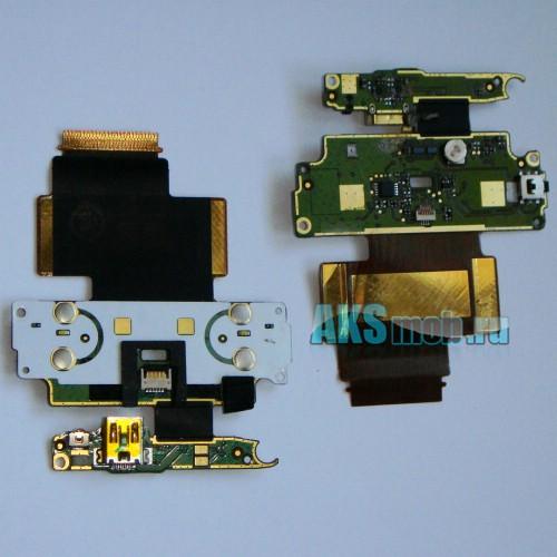 Плата клавиатуры и разъема зарядки и синхронизации HTC P3650 Touch Cruise Оригинал