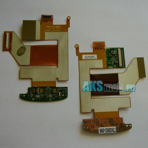 Шлейф основной HTC P4500 TyTn (с компонентами, разъемами и микрокнопками) Оригинал