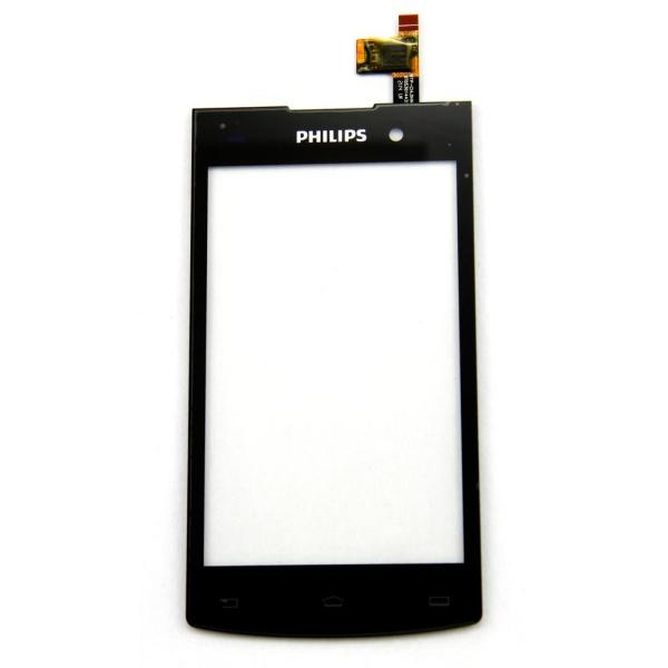 Тачскрин (Сенсорное стекло) для Philips S308