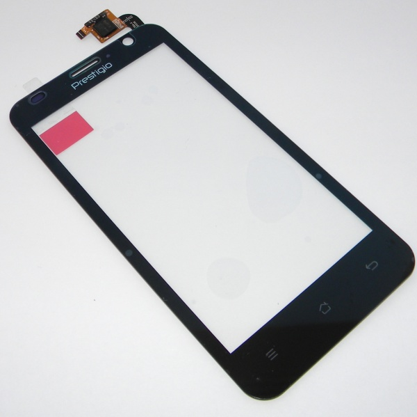 Тачскрин (сенсорное стекло) для Prestigio MultiPhone 3450 DUO - Оригинал
