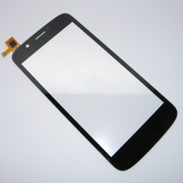 Тачскрин (сенсорное стекло) для Prestigio MultiPhone 5504 DUO - Оригинал