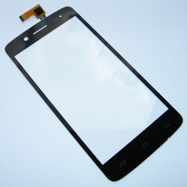 Тачскрин (сенсорное стекло) для Prestigio MultiPhone 5507 DUO - Оригинал